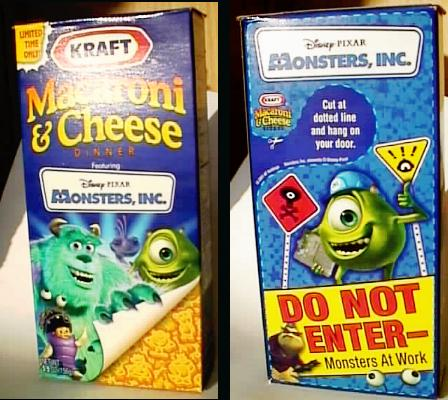 Monster macaroni